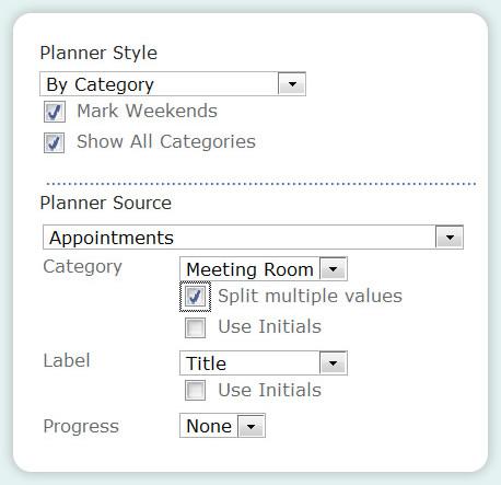 SharePoint planner webpart - planner source