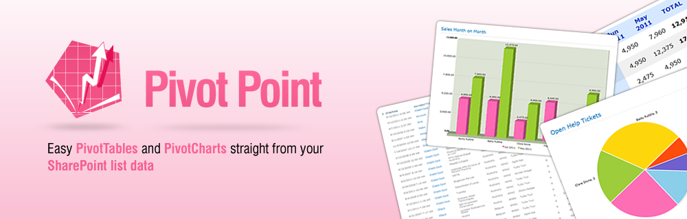 PivotPoint web part